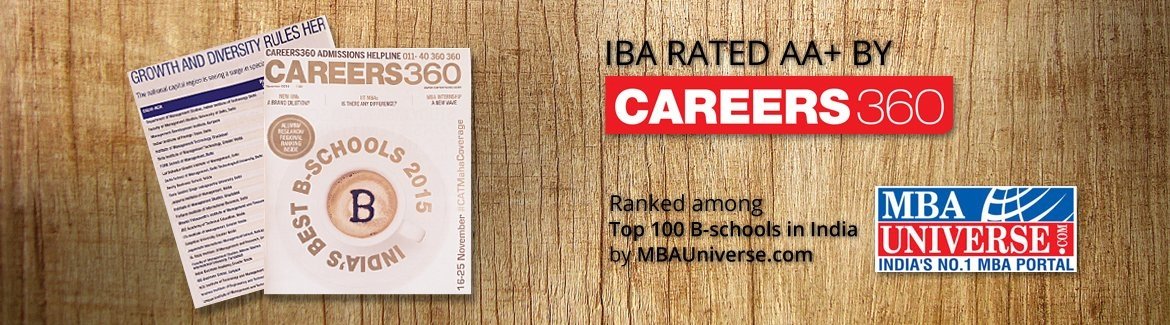 IBA Rank in Top 100 Business School