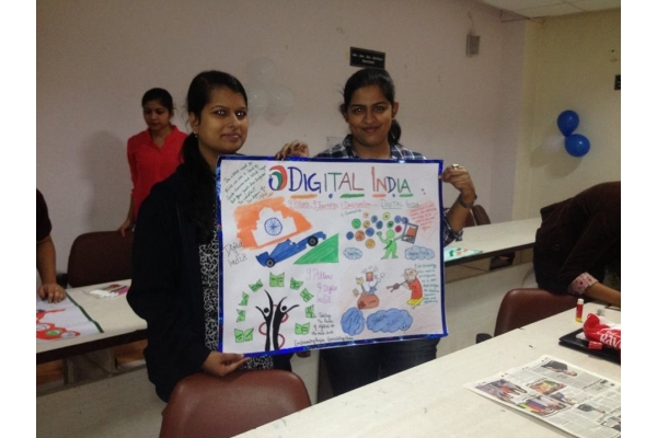Digital India- Poster Making Competition