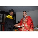 Convocation 2014 for PGDM 2012-14 Batch Chief Guest Mr. Vinod Sawhny, Reliance Communications Ltd.