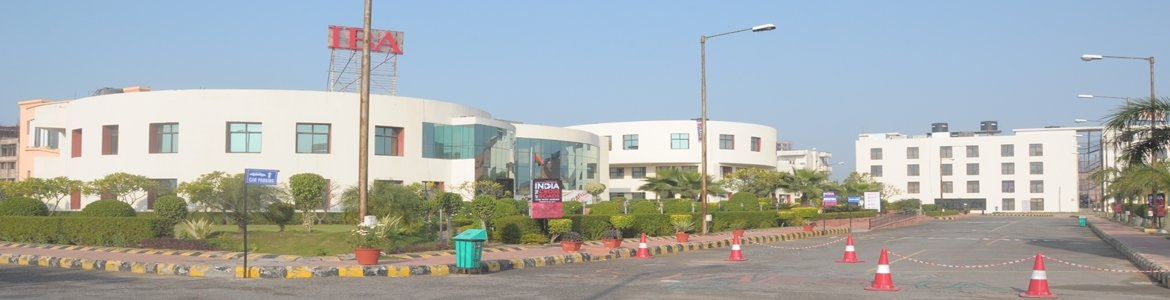 IBA Campus in Greater Noida