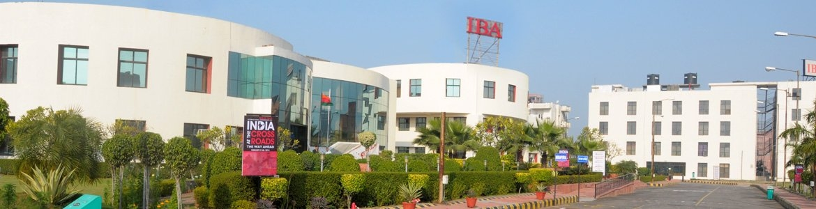 IBA Collage in Noida Campus